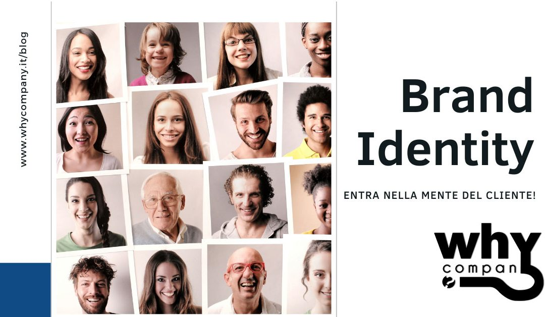 Come si costruisce una Brand Identity unica e di successo?