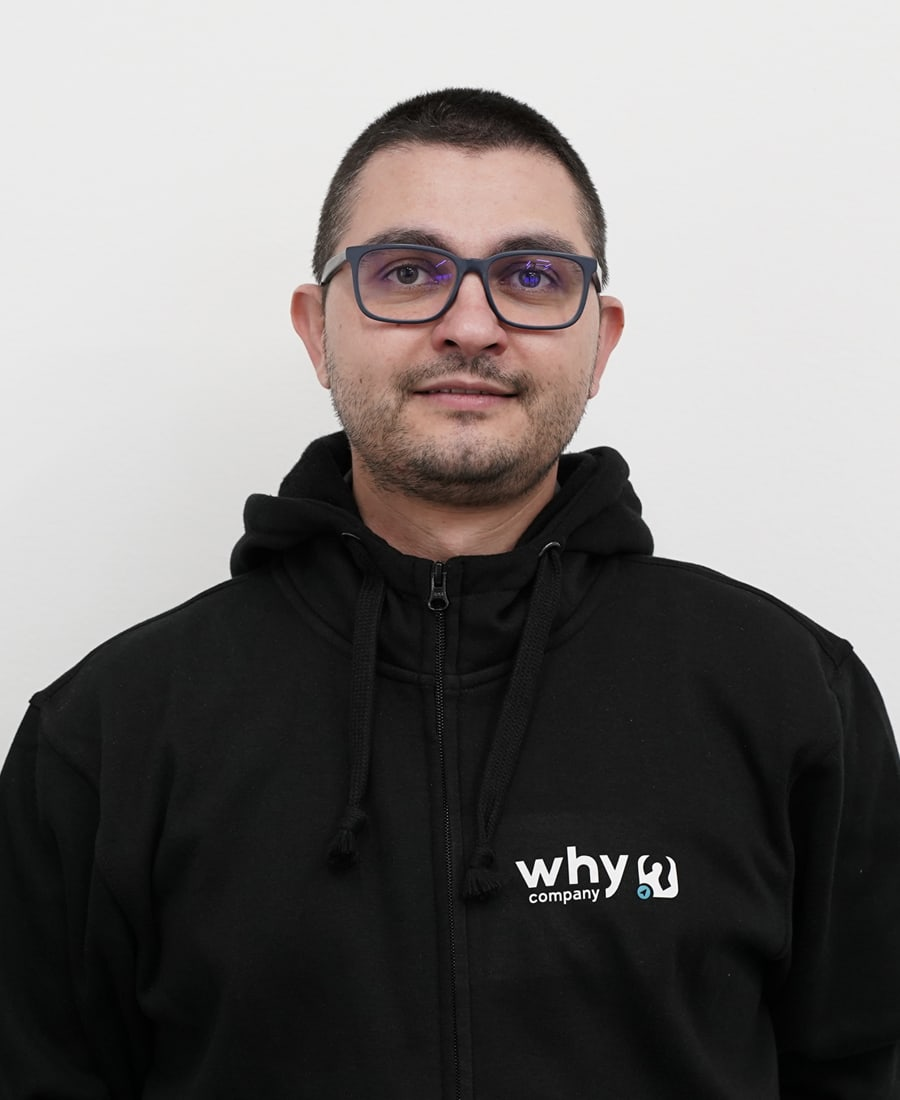 Alberto - Why Company