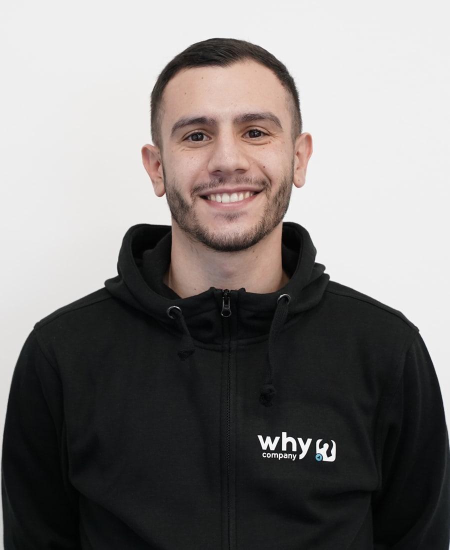 Federico - Why Company