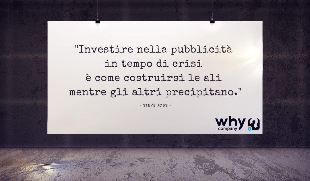 Covid-19 e advertising. Come sono cambiati gli investimenti pubblicitari.